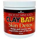 Zion Health Ancient Minerals Clay Bath Skin Detox