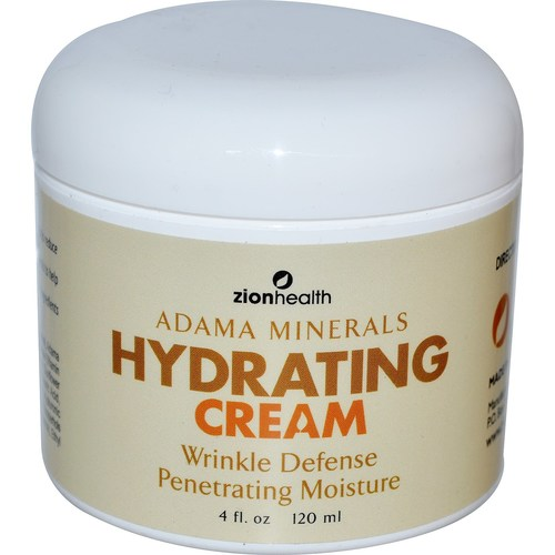 Adama Minerals Hydrating Cream