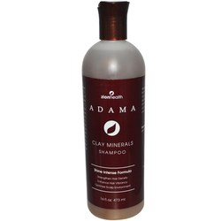 Zion Health Adama Clay Minerals Shampoo