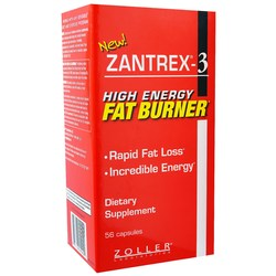 Zoller Laboratories Zantrex-3 High Energy Fat Burner