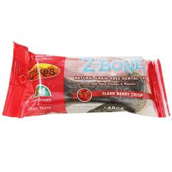 Zuke's Z-Bones Natural Edible Dental Chews