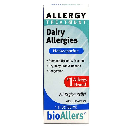 Dairy Allergies