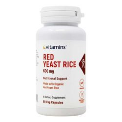 eVitamins Organic Red Yeast Rice