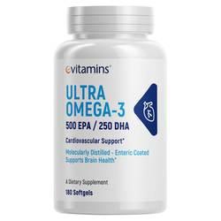 eVitamins Ultra Omega 3