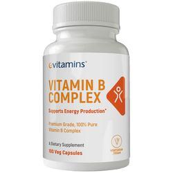 eVitamins Vitamin B Complex