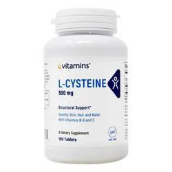eVitamins L-Cysteine 500 mg