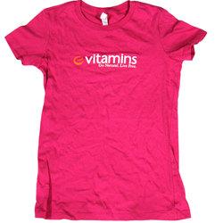 eVitamins Logo T-Shirt