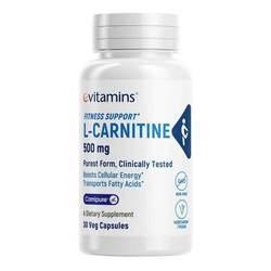 eVitamins L-Carnitine