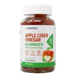 eVitamins Apple Cider Vinegar Gummy Non-GMO - Gluten and Gelatin Free