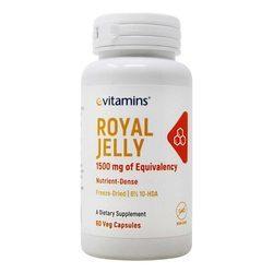 eVitamins Royal Jelly 1500 mg