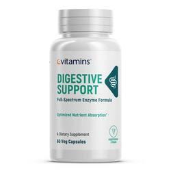 eVitamins Digestive Support Full-Spectrum Enzyme Formula
