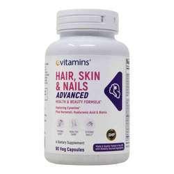 eVitamins Hair Skin Nails Advanced