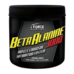 iForce Nutrition Beta Alanine 3000