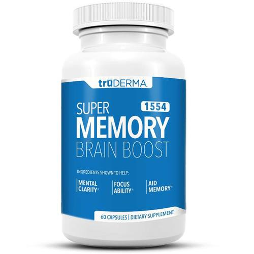 Super Memory Brain Boost